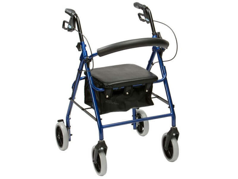 Rollators, Walkers & Walking Aids