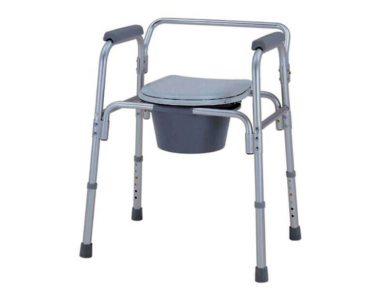 Commode Chair 3-in-1 | Merits Pull Apart Toilet Chair